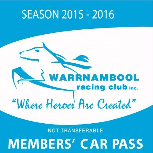 WINDOW - Warrnambool RC Stickers 85x85mm - Copy